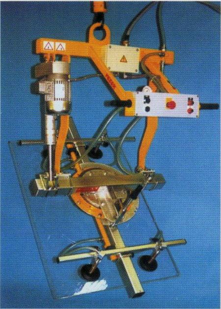 Globe Air Hoist : Customized handling